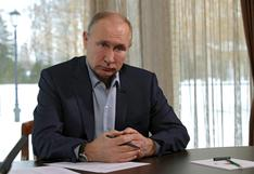 Putin propone a parlamento ruso prolongar acuerdo New Start durante 5 años
