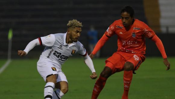 Melgar enfrentó a la Universidad César Vallejo en Matute | Foto: Liga 1