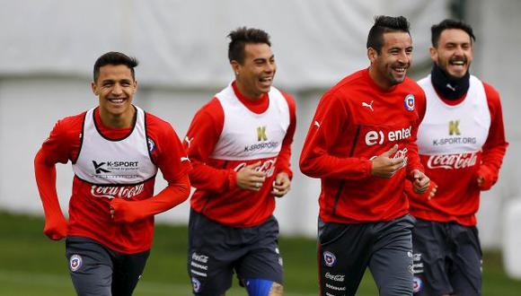 Alexis Sánchez se comparó con Lionel Messi y Cristiano Ronaldo