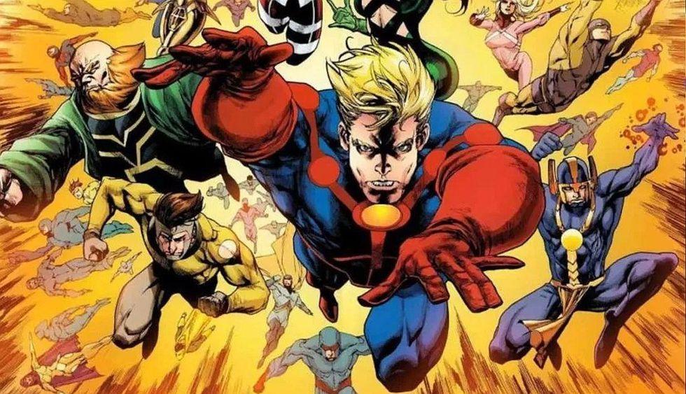 The Eternals sería una de las 12 películas que el MCU estrenará en su Fase 4. (Foto: Marvel Studios)