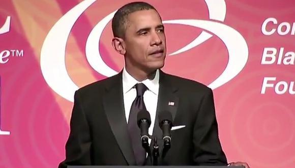 "Presidente Barack Obama ""cantó"" popular tema de Taylor Swift"