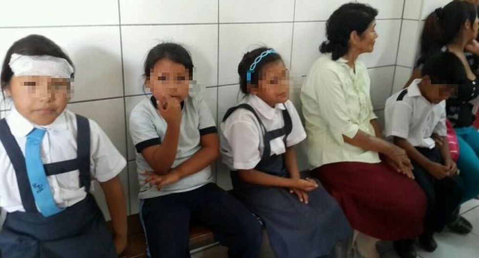 Ica: Escolares se intoxican tras comer papa a la huancaína