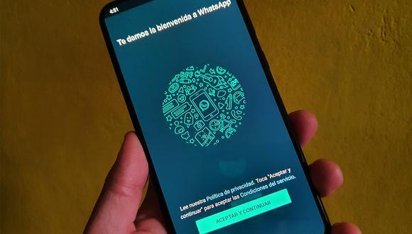 De esta forma podrás registrar tu número en WhatsApp pese a que esté usado. (Foto: MAG)