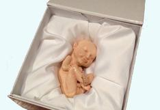 Souvenirs de bebés en 3D, una moda que promete
