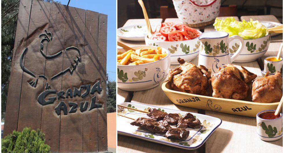 El restaurante 'Granja Azul' se ubica en la Carretera Central km. 11.5 Santa Clara, Ate. (Foto: Difusión)