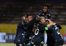 Independiente del Valle logra increíble remontada y vence 3-2 a Liga de Quito [RESUMEN]