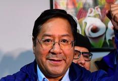 Luis Arce proclamado presidente electo de Bolivia