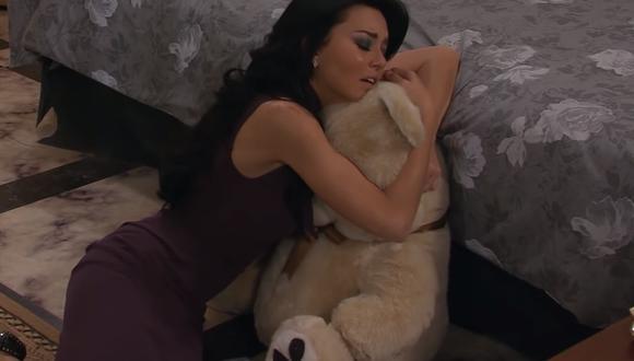 Teresa muere en este final alternativo (Foto: Televisa)