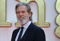 """Jeff Bridges revela que tiene cáncer: """"Me han diagnosticado linfoma"""""""
