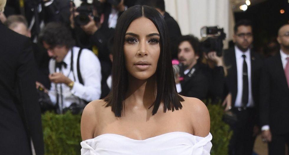 Kim Kardashian tiene más de 135 millones de fans en Instagram. (AP)