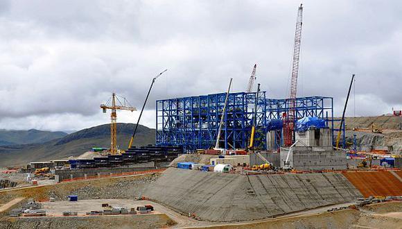 Las Bambas: Inversión en proyecto alcanzará los US$10 mil mlls.