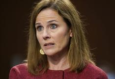 Jueza Amy Coney Barrett dice que su fe católica no determinará sus decisiones en la Corte Suprema