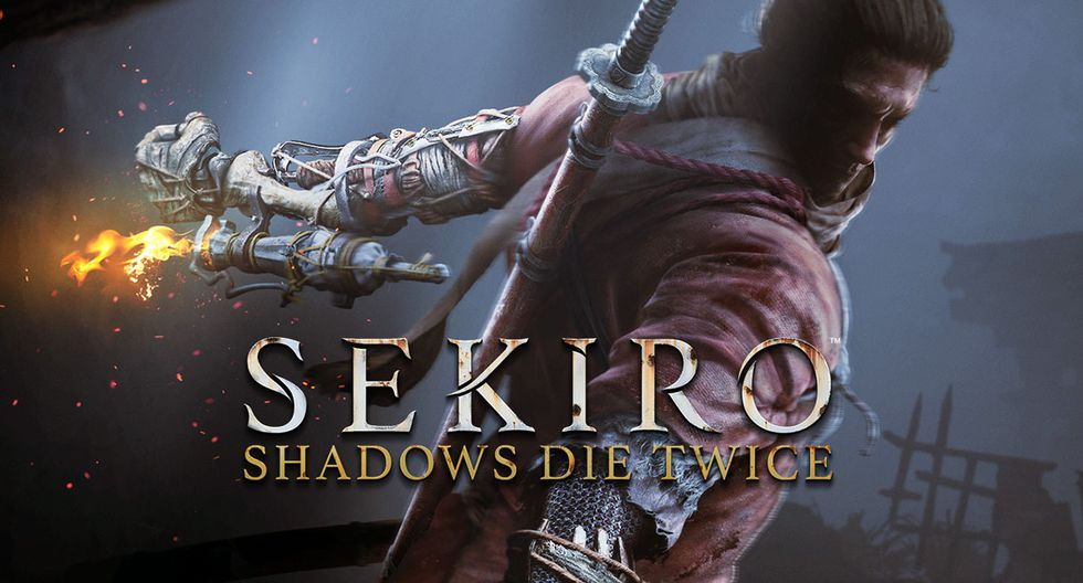 Sekiro: Shadows Die Twice – 22 de marzo del 2019 (Foto: PlayStation)