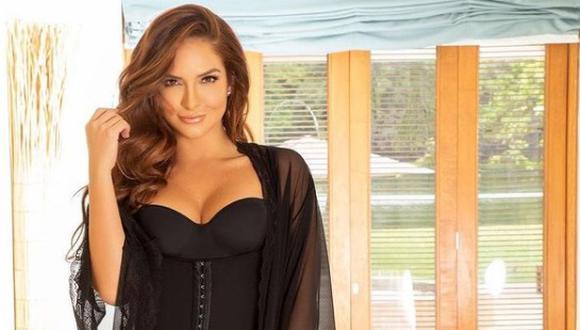 Nacida en Barranquilla, Kimberly Reyes es una modelo, presentadora y actriz colombiana. (Foto: Kimberly Reyes/ Instagram)