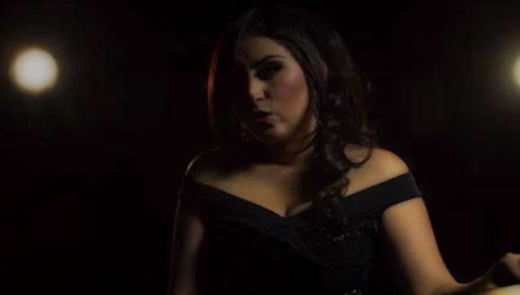 """Nicole Pillman sorprende con """"El Duelo"""", su nuevo single. (Foto: Captura de video)"""