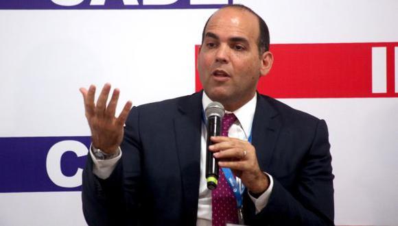 El titular de la PCM, Fernando Zavala, informó que el Ejecutivo aceptó la renuncia del directorio de Petro-Perú y adelantó que los nuevos miembros del organismo serán nombrados en las próximas horas. (Foto: PCM)