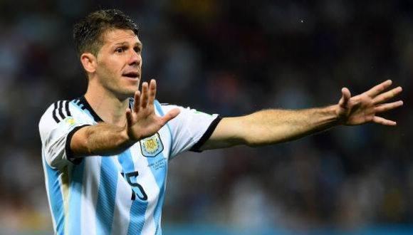 Alemania vs. Argentina: Demichelis solo piensa en el título