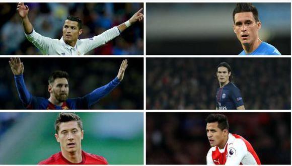 Champions League: la programación de esta semana de octavos