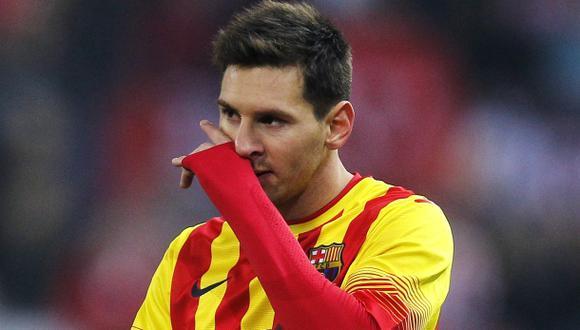 La infancia de Lionel Messi será llevada al cine