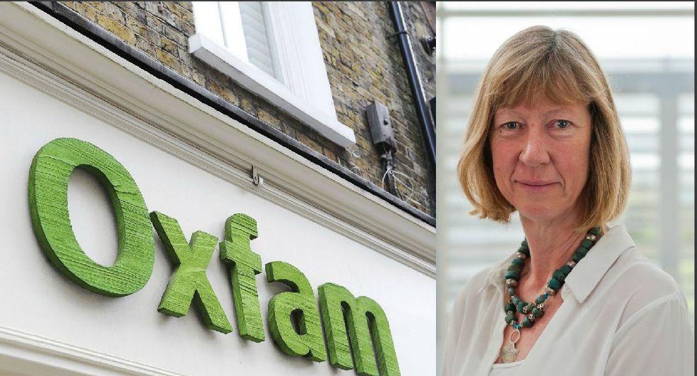 Renuncia directora adjunta de Oxfam Penny Lawrence tras escándalo sexual en Haití. (Foto: AP / AFP).