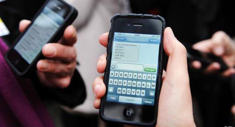 Cómo mandar mensajes de texto cuando no hay Internet ni señal