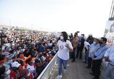 """Keiko Fujimori: """"El pueblo peruano está esperando, señor Castillo, que acepte los 4 debates organizados por el JNE"""""""