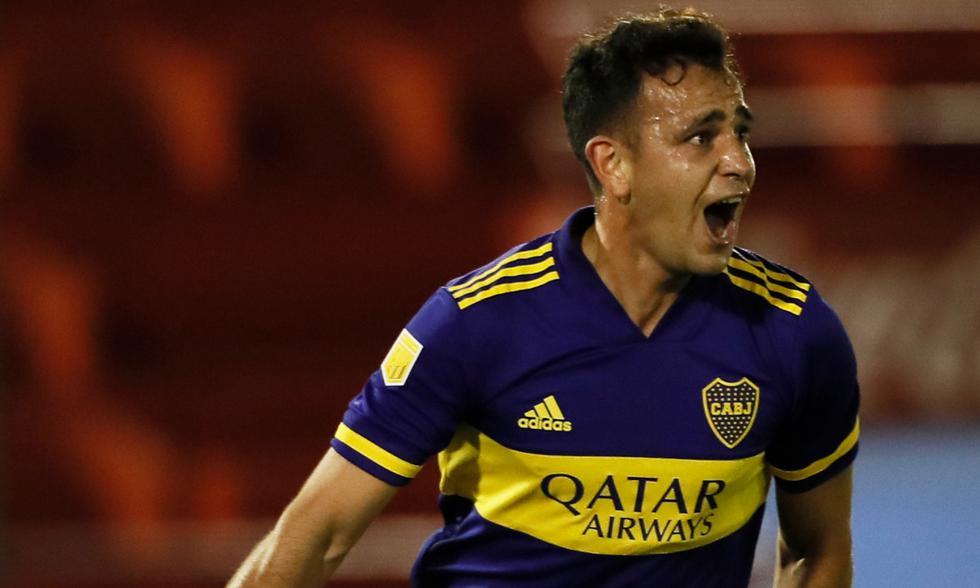 Boca Juniors venció a Huracán y es segundo del grupo B gracias a los goles de Soldano y Maroni | Foto: @BocaJrsOficial