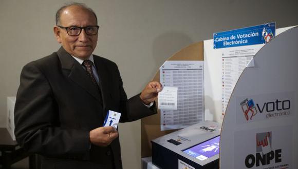 CNM explicó por qué no ratificó a Mariano Cucho en la ONPE