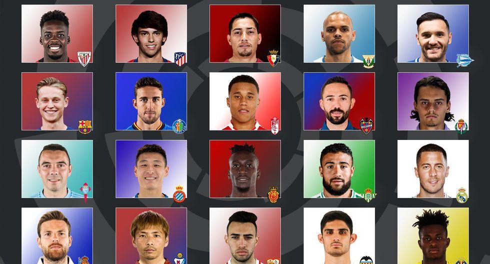 La Liga empieza este viernes con nuevas caras. Los 20 clubes se han reforzado para ofrecer un gran espectáculo. (Imagen: La Liga)