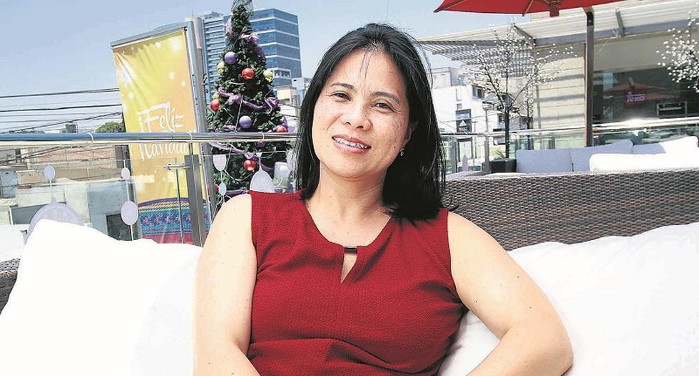 Regina Moromizato propone que los docentes y cuidadores sean incluidos en las primeras fases de vacunación para volver a clases presenciales.
