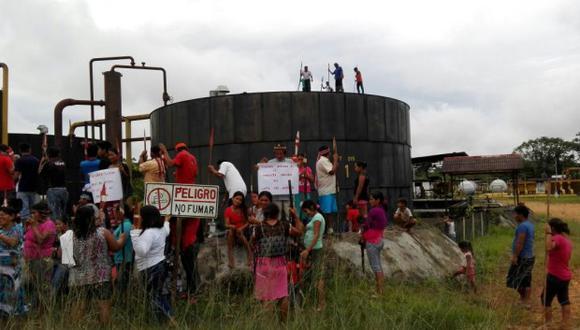 El gobierno ha pedido que terminen con protesta para retomar diálogo. (Foto: Archivo)