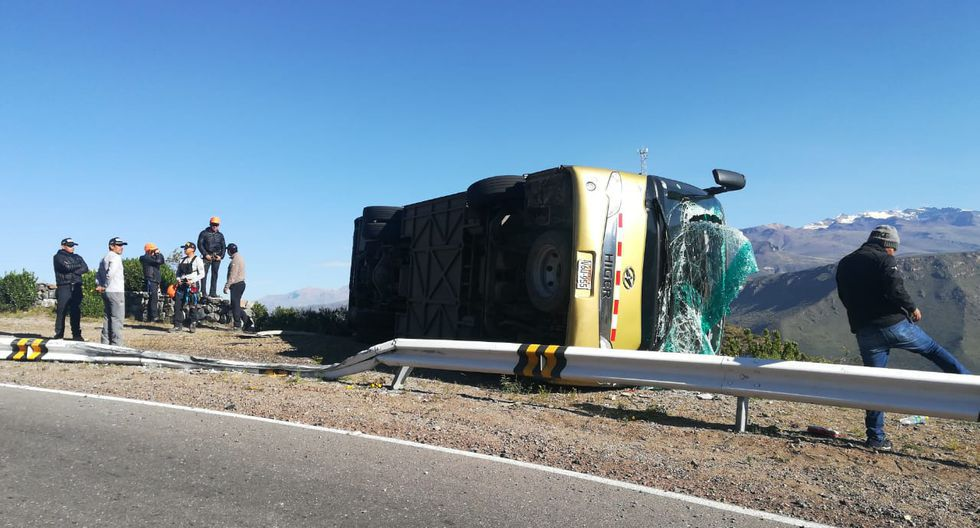 Transporte Wari S.A.C. (6 accidentes). (Foto: referencial)