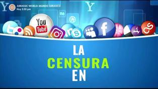 ¿Cómo funciona el sistema de políticas de censura en las redes sociales?