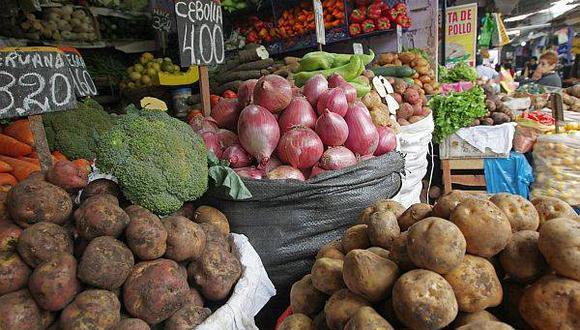 Los precios de los alimentos preocupan a gran sector de la población (Foto: Archivo El Comercio)
