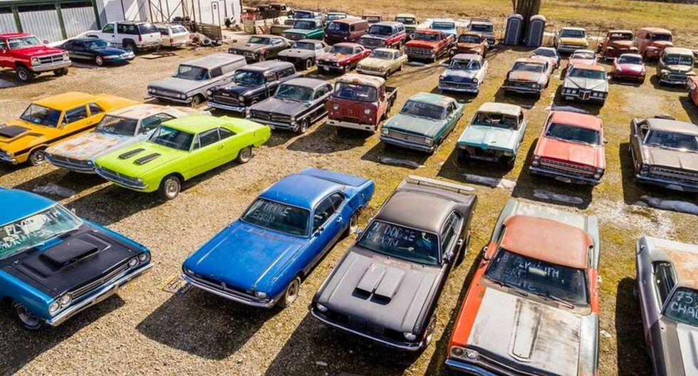 En la colección de autos podemos encontrar icónicos ejemplares como el Chevrolet Chevelle o el Ford Model T. (Foto: Difusión).