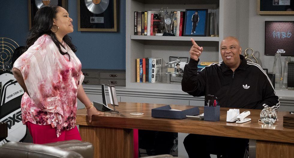 """""""All About The Washingtons"""", temporada 1—10 de agosto. (Foto: Difusión)"""