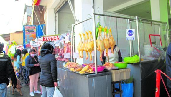 La volatilidad en el precio del pollo continuaría, según el Midagri, en los próximos meses y recién a fin de año tendería a estabilizarse