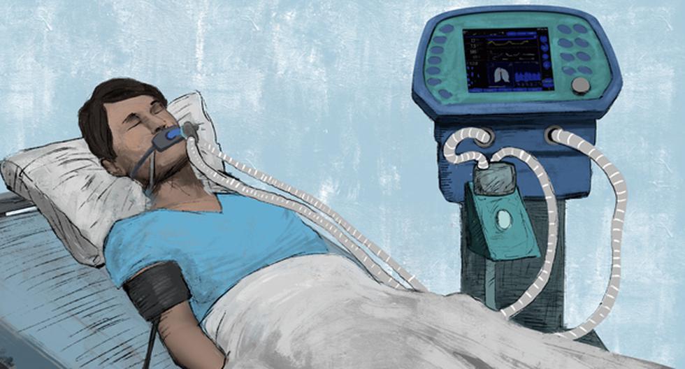 Cada respirador cuesta entre US$20.000 y US$50.000, pero la crisis global por el COVID-19 complica su adquisición. (Ilustración: Giovanni Tazza/El Comercio)