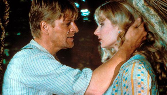 """Sean Bean y Joely Richardson fueron los protagonistas de """"El amante de Lady Chatterley"""" de la BBC en 1993. (Foto: BBC)"""