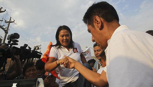 Keiko Fujimori: JNE dejó al voto proceso de exclusión