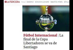 River Plate vs. Flamengo: ¿cómo reaccionó la prensa mundial ante el cambio de sede de la final de la Copa Libertadores 2019