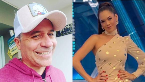 """Mathías Brivio respalda a Jazmín Pinedo y responder sobre pedido para que regrese a """"Esto es guerra"""". (Foto: Instagram)"""