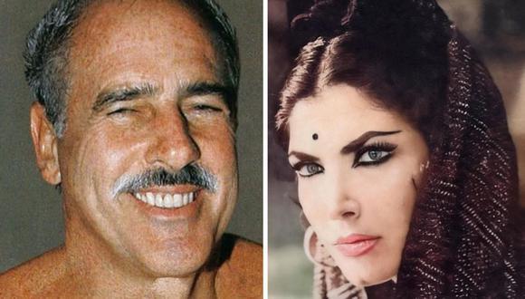 El actor reveló que mantuvo una coarta relación con la recordada Irma Serrano (Foto: Televisa)