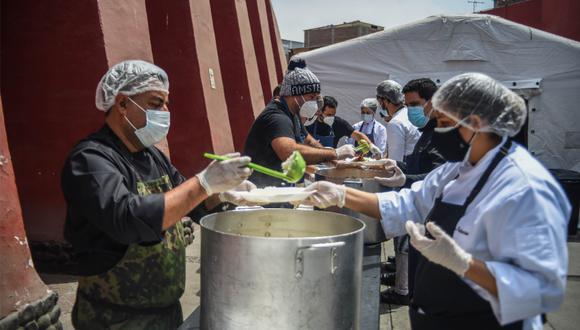 """Casa de Todos y chefs peruanos lanzan campaña: """"Un sol por la esperanza"""". (Foto: @casadetodosperu)"""
