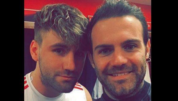 Luke Shaw superó factura y así fue recibido en Manchester