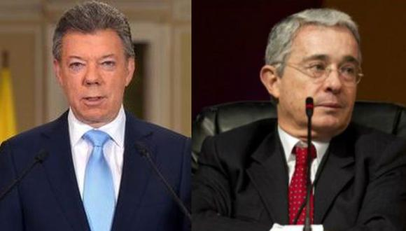 Colombia - FARC: Uribe no acude a reunión convocada por Santos