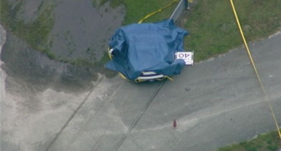 Hombre muere en choque de Lamborghini en pista de Disney World