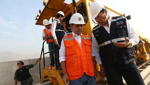 Carlos Paredes Rodríguez fue ministro de Transportes y Comunicaciones entre el 28 de julio del 2011 y el 23 de junio del 2014, durante el gobierno de Ollanta Humala. (Foto: Archivo El Comercio)