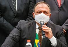 Coronavirus: Ministro de Salud de Brasil será investigado por colapso en Amazonas