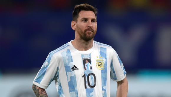 Lionel Messi fue titular en los dos últimos partidos de Argentina en Eliminatorias. (Getty)